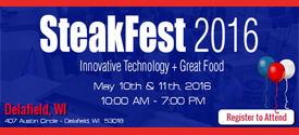 Surfcam, by Vero Software, Featured at Concept Machine Tool's SteakFest 2016, Delafield, Wis., May 10 and 11