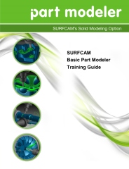 SURFCAM Basic Part Modeler Training Guide